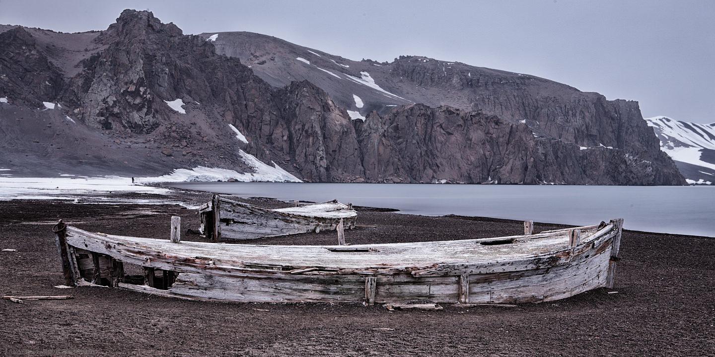 Whalers Bay Boats - Deception Island