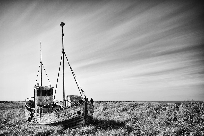 Abandoned Boat