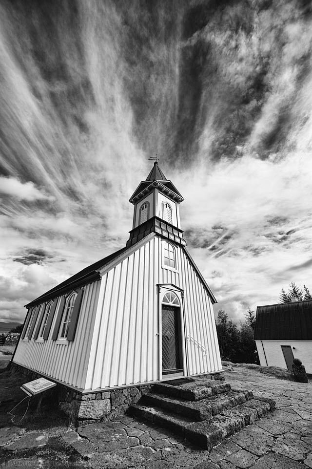 Þingvellir (Thingvellir) Church
