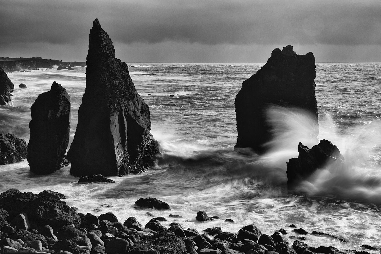 Rocks at Reykjanes Peninsula