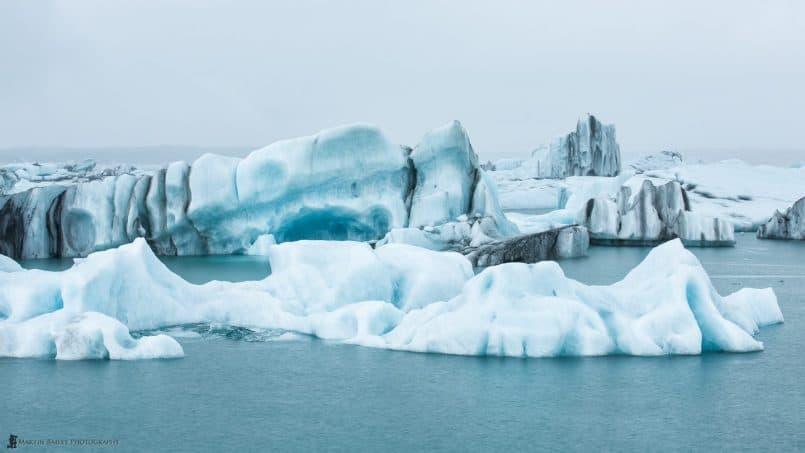 Gaudinian Icebergs