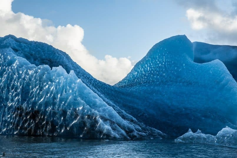 Serrated Iceberg