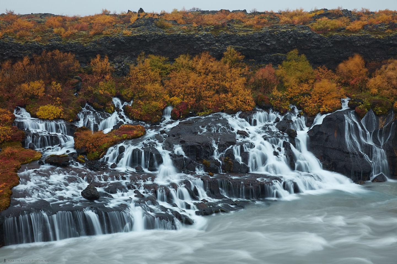 Hraunfossar (Falls)