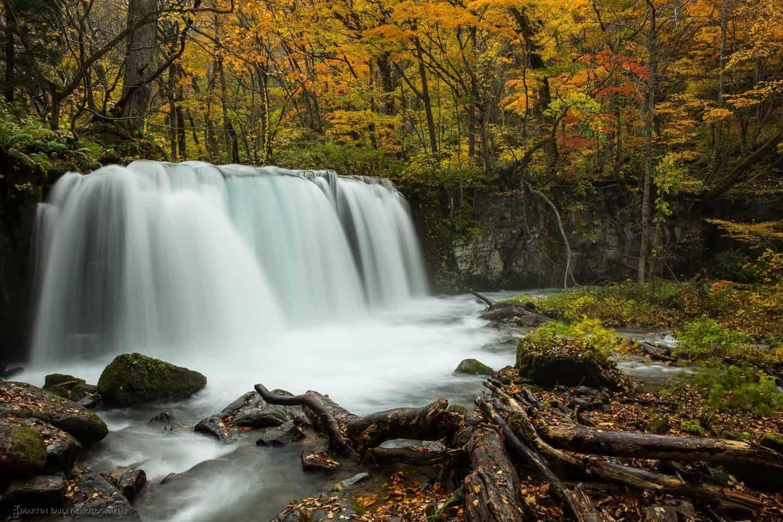 Choushi Ohtaki Waterfall