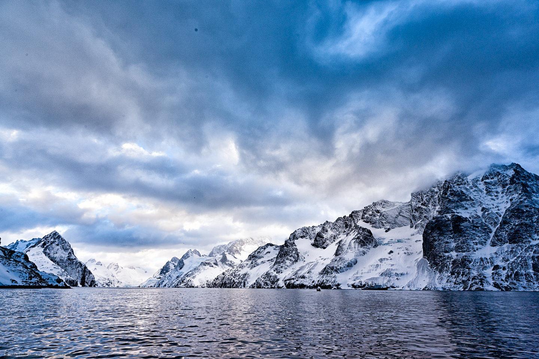 Polar Pioneer in Drygalski Fjord