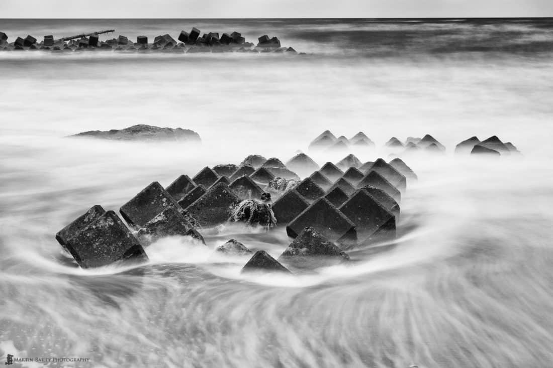 Tetrapods and Rock