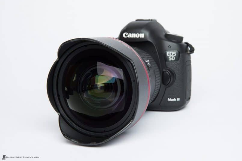 Canon EF 11-24mm Lens on 5D Mark III