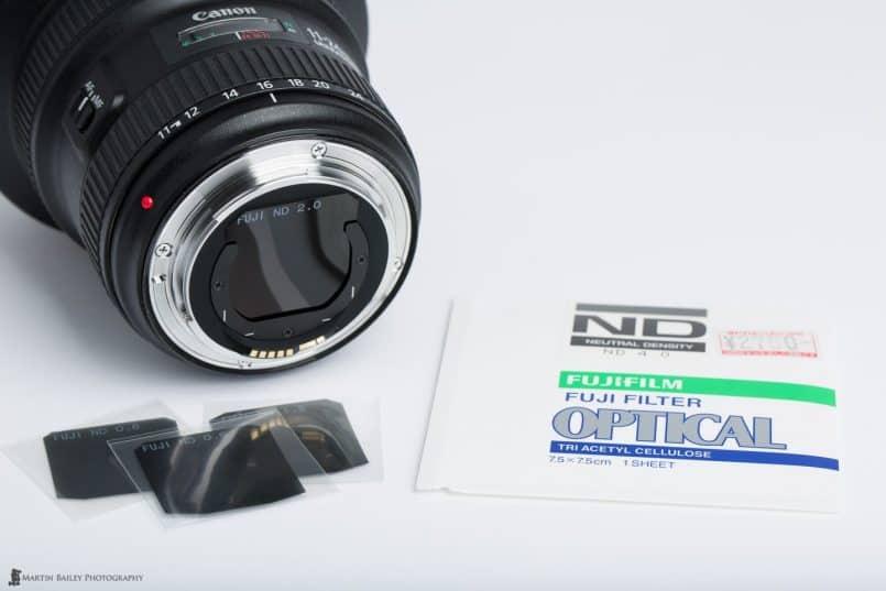 Canon EF11-24mm f/4 Lens Gelatin Filter Holder