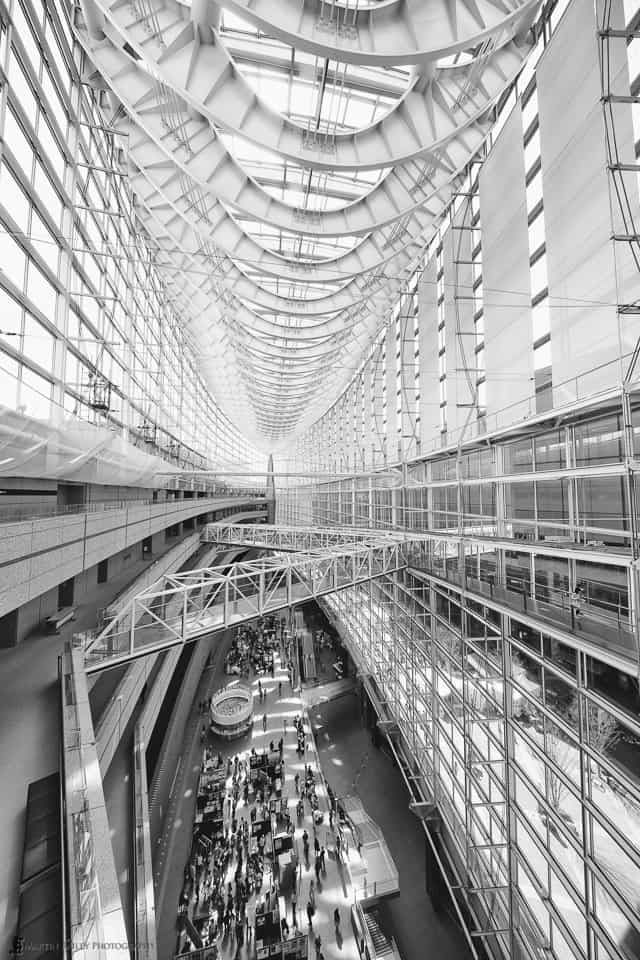 Tokyo International Forum Building @ 11mm