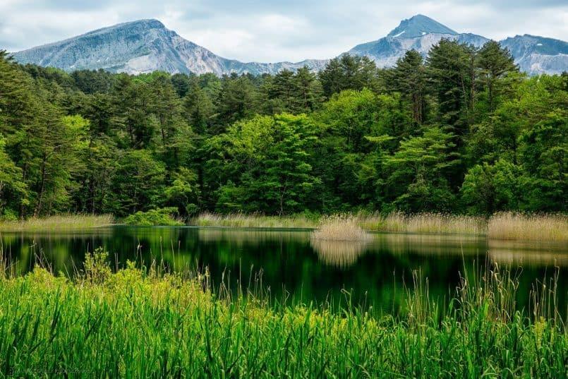 Rurinuma (Lapis Lazuli Pond)