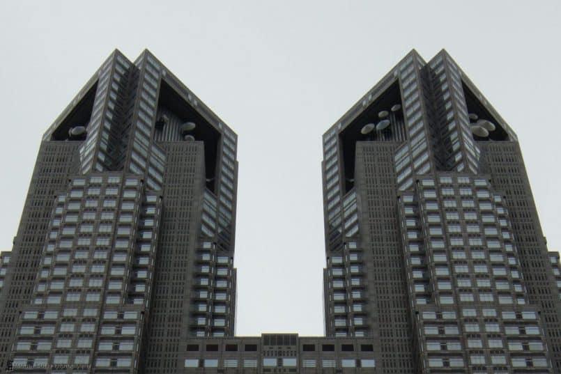 Tokyo Metropolitan Government Building (2.5 min exp - 100% Crop)
