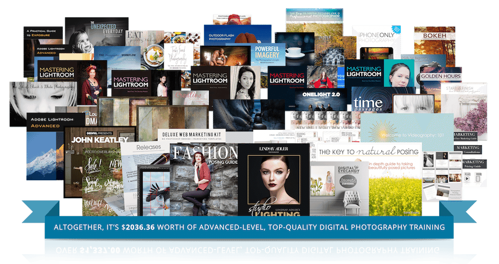 The Ultimate Digital Photography Bundle
