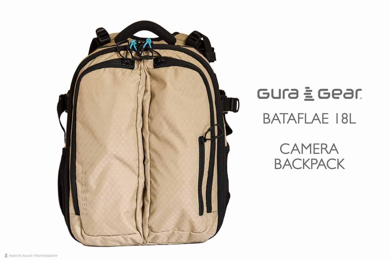 Gura Gear Bataflae 18L Camera Backpack