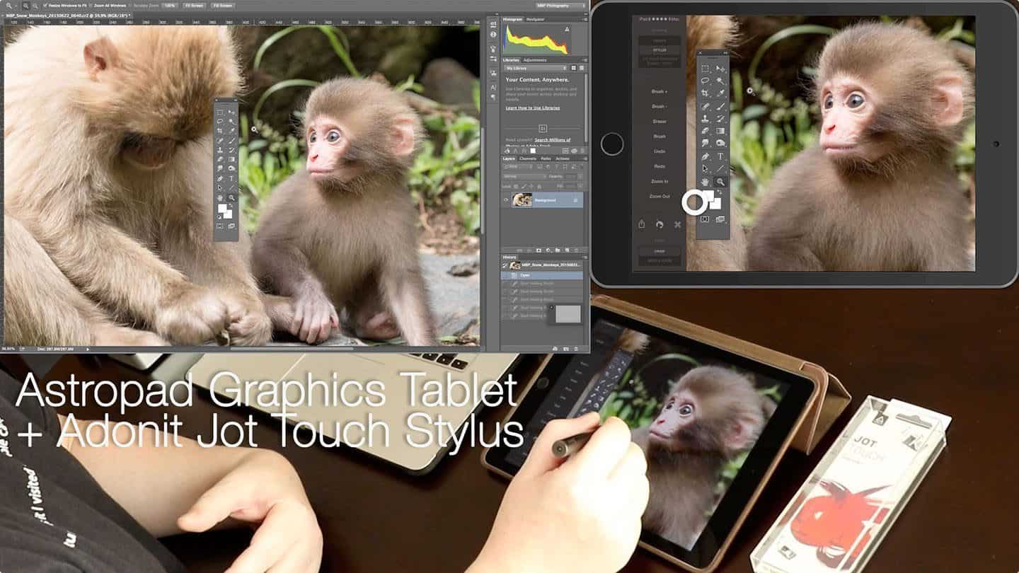 Astopad Graphics Table + Adonit Jot Touch Stylus Review