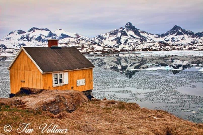 Greenland House