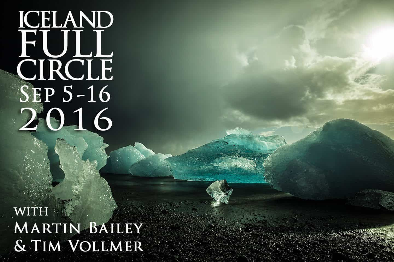 Iceland Full Circle 2016