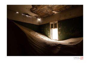 Kolmanskop Room