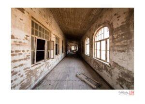 Kolmanskop School Corridor