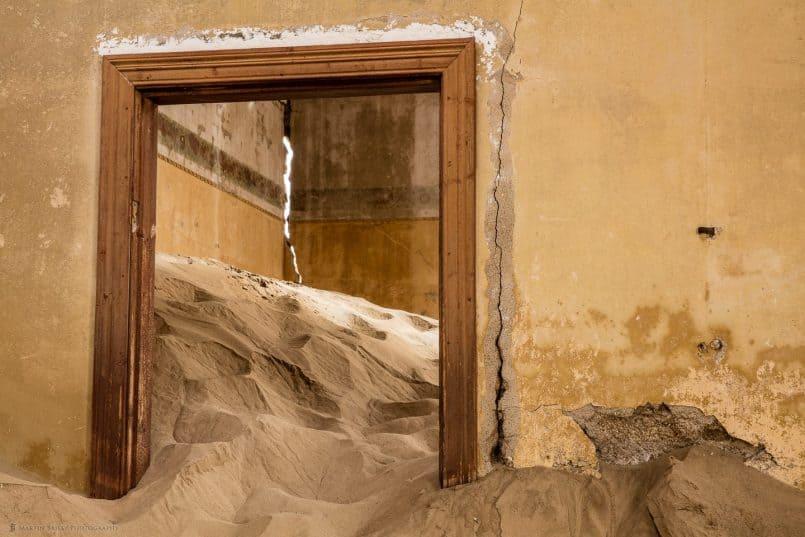 Kolmanskop Doorway