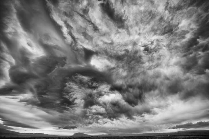 Icelandic Sky