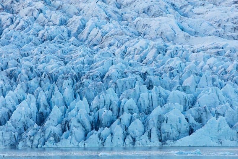 Fjallsjökull Glacier