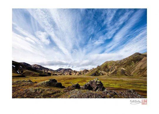 Landmannalaugar with Big Sky