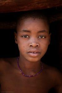 Young Himba Man