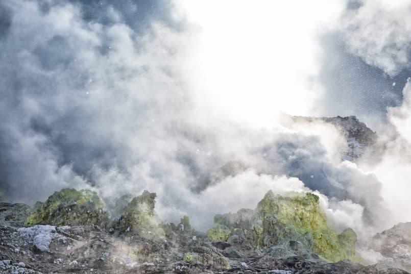 Apocalyptic Fumaroles