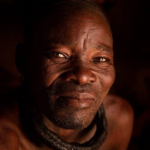 Hidion (a Himba Man)