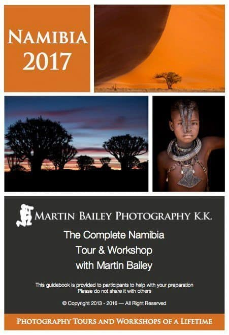 Namibia Guidebook
