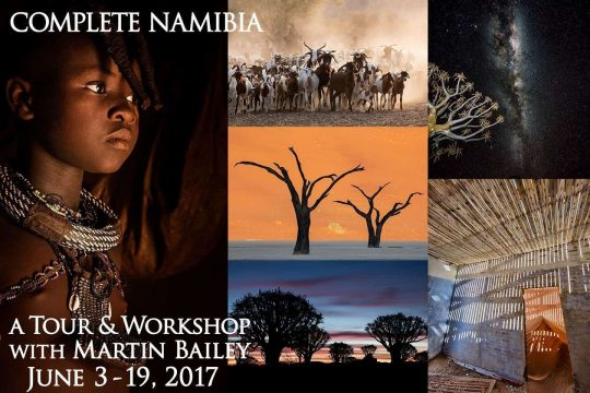 Complete Namibia Tour 2017