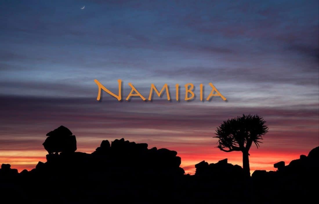 Namibia Video