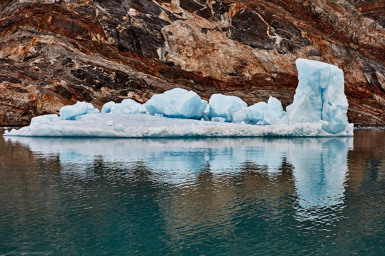 Icerberg in the Sermiligaaq Fjord