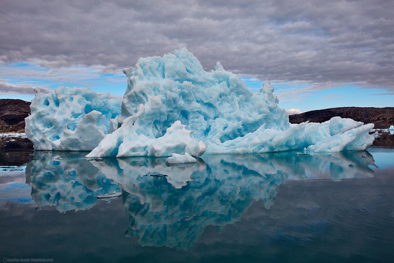 Swiss Cheese Iceberg