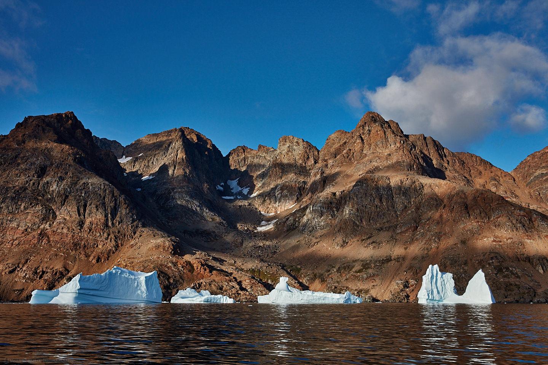 Ice Mountains - Rock Mountains
