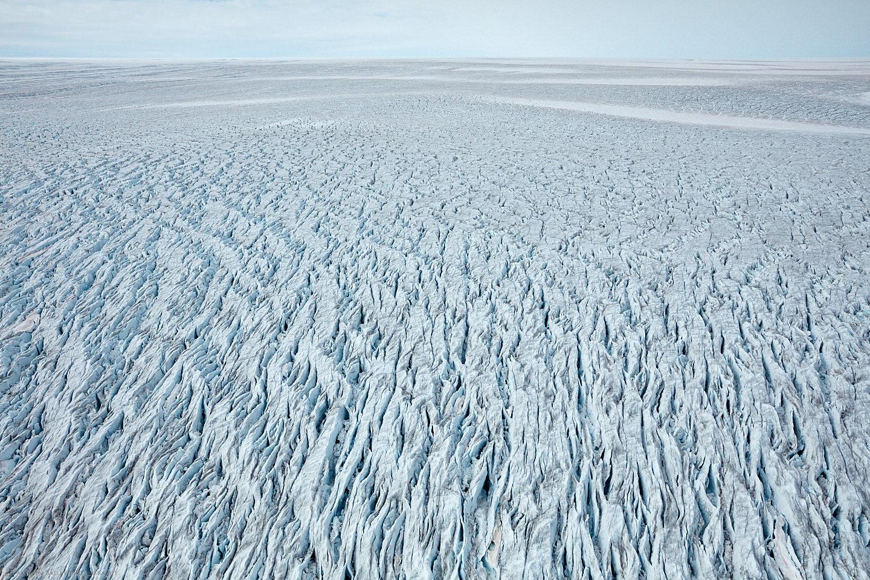 The Greenland Main Glacial Shelf