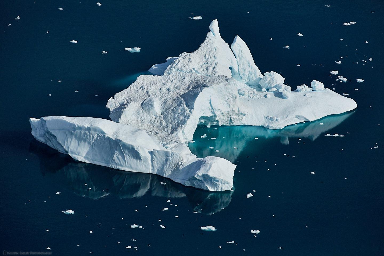 Iceberg Base and Reflection