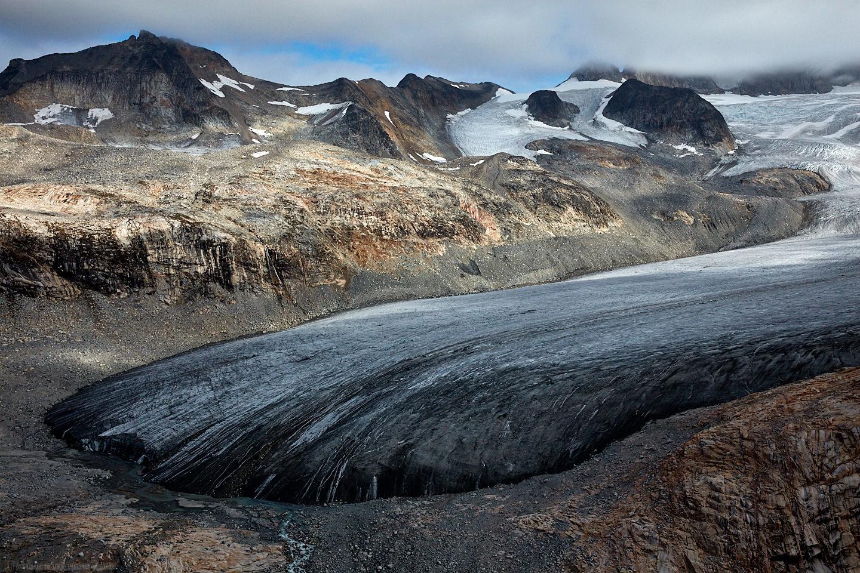 The Blob Glacier