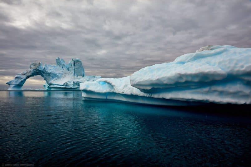 Iceberg Archway