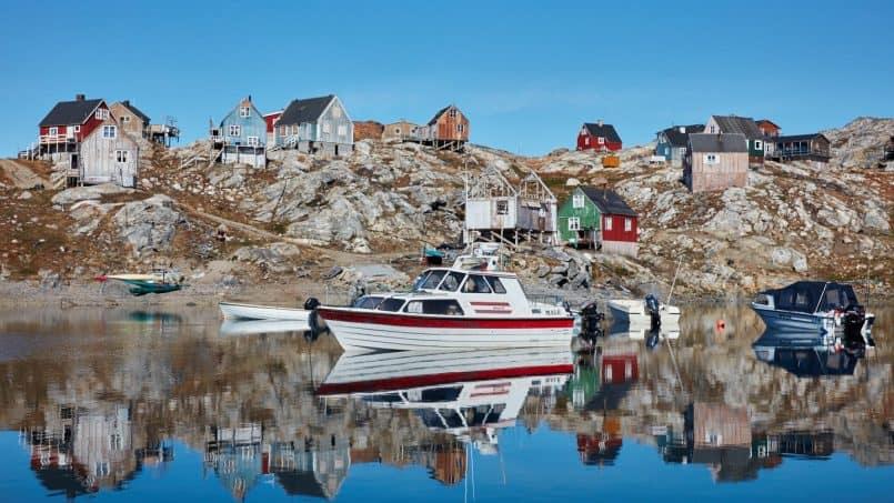 Tiilerilaaq - East Greenland