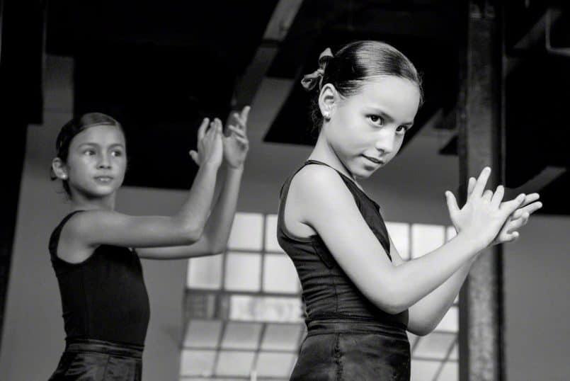 Young Dancers at the Lizt Alfonso Dance Company © Doug Kaye