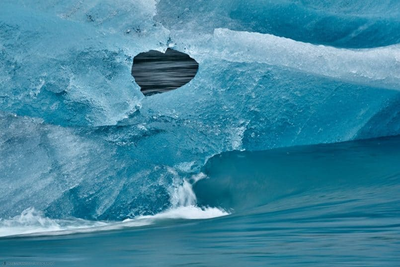 Through the Ice Hole