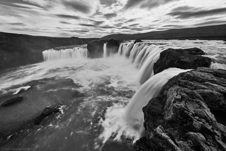 Goðafoss - Waterfall of the Gods