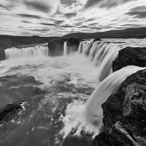Goðafoss - Waterfall of the Gods