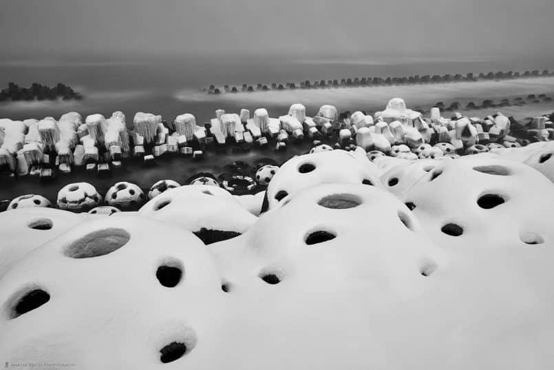 Tetrapod Layers