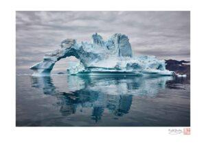 Ice Arch on Sermilik Fjord