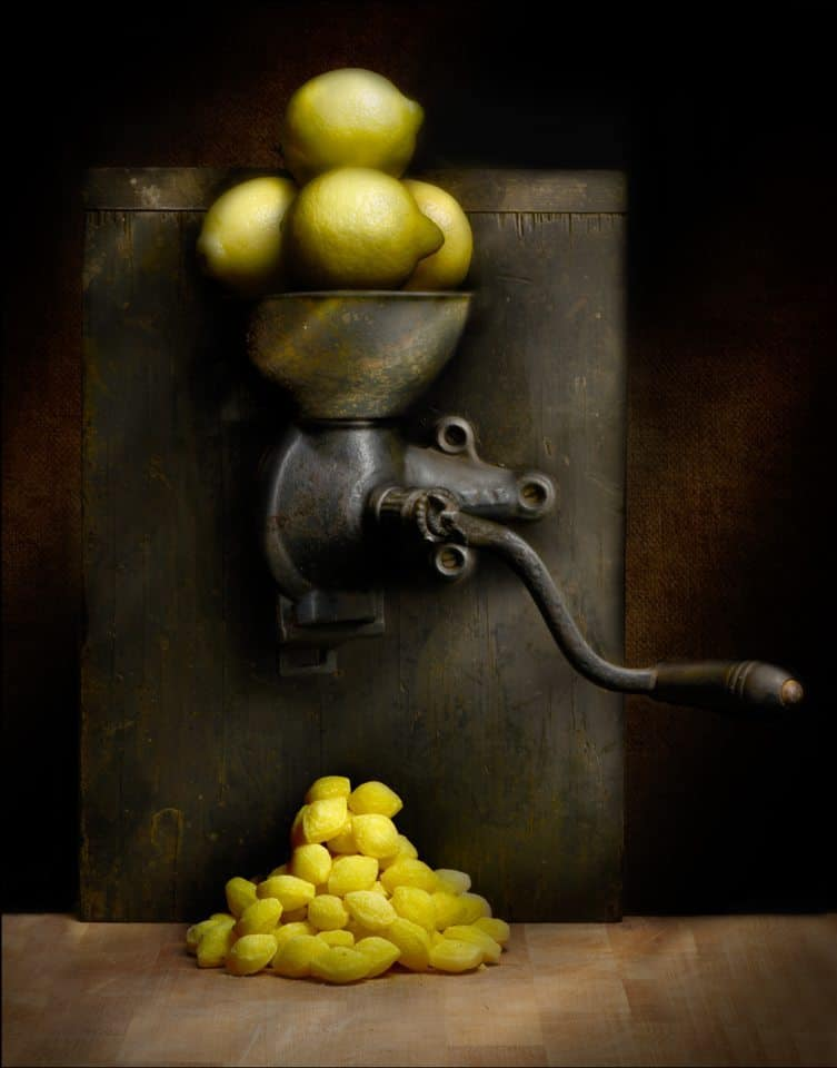 Lemon Drop Maker © Curtis Hustace