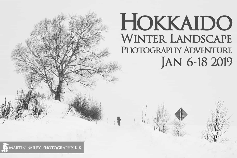 Hokkaido Winter Landscape Photography Adventure 2019