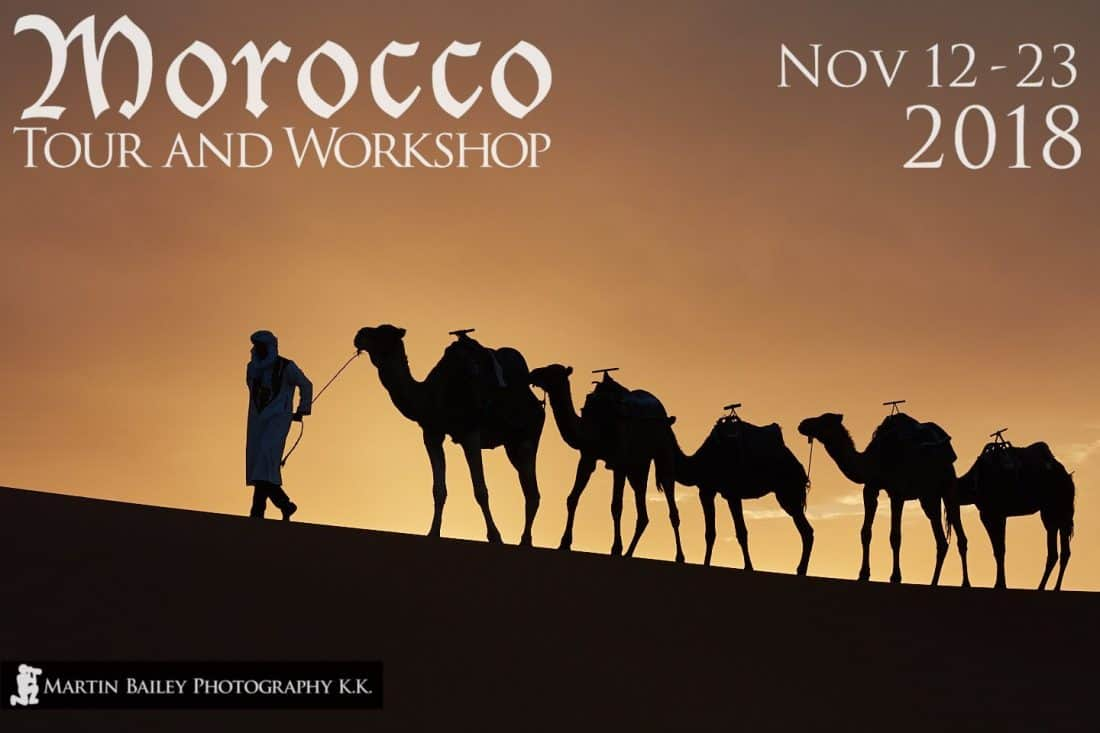 Morocco Tour & Workshop 2018