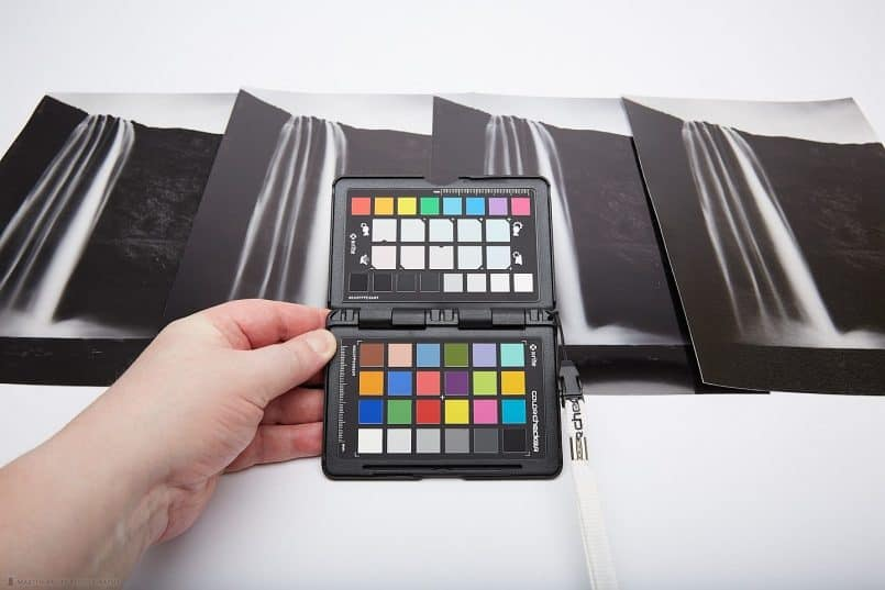 Including the ColorChecker Passport in a Photo
